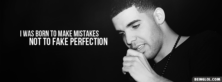 Drake Make Mistakes Facebook Cover