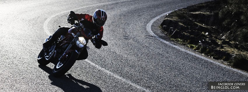 Ducati Monster 1100 EVO Facebook Cover