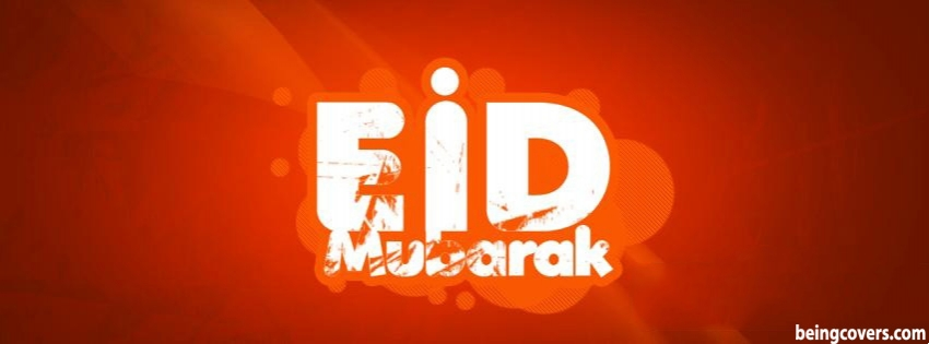 Eid Mubarak Best Wishes Facebook Cover