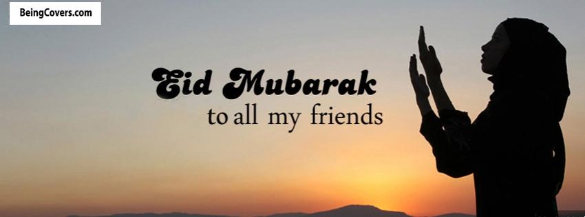 Eid Mubarak Cover