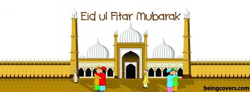 Eid-ul-fitr Mubarak Facebook Cover