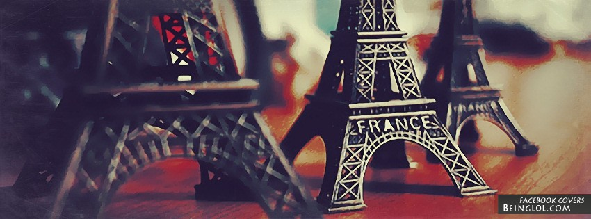 Eiffel Tower Cover