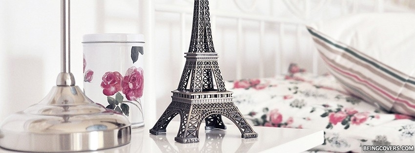 Eiffel Tower Showpiece Facebook Cover