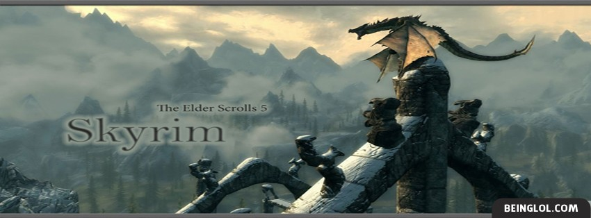 Elder Scrolls Facebook Cover