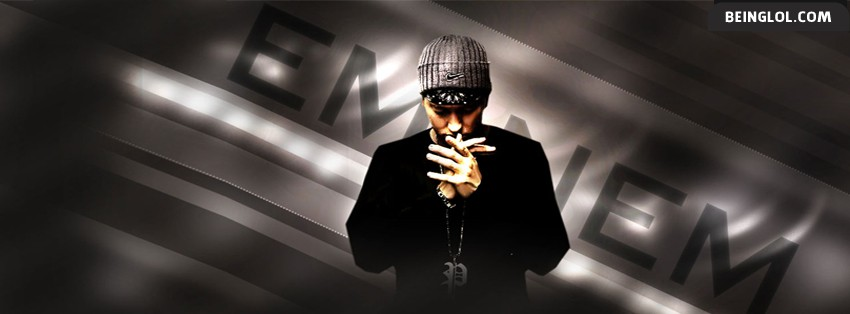 Eminem 2 Facebook Cover