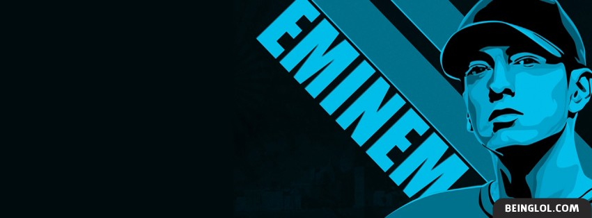 Eminem 4 Facebook Cover
