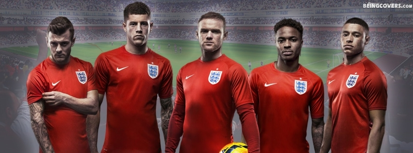 England National Team Facebook Cover