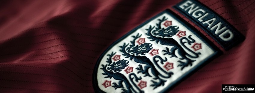 England National Team T-Shirt Facebook Cover