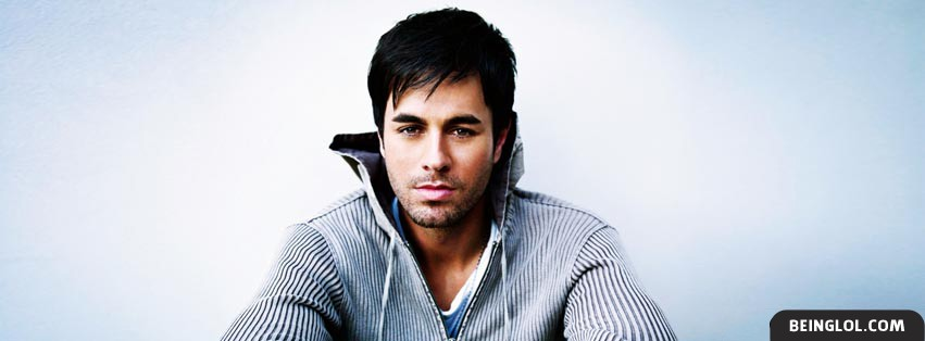 Enrique Iglesias Facebook Cover