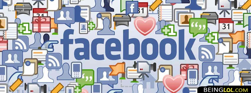 facebook logo Cover