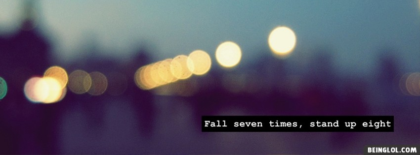 Fall Seven Times Facebook Cover
