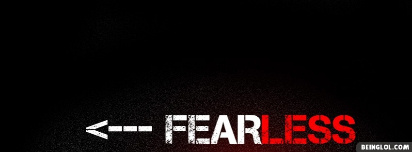 Fearless Facebook Cover