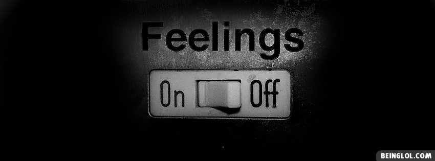 Feelings On Off Facebook Cover