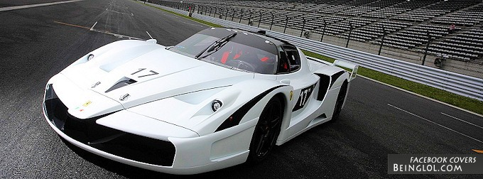Ferrari Enzo Facebook Cover