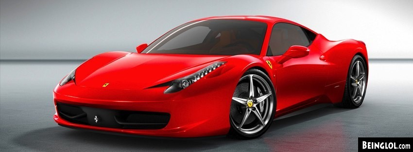 Ferrari Facebook Cover