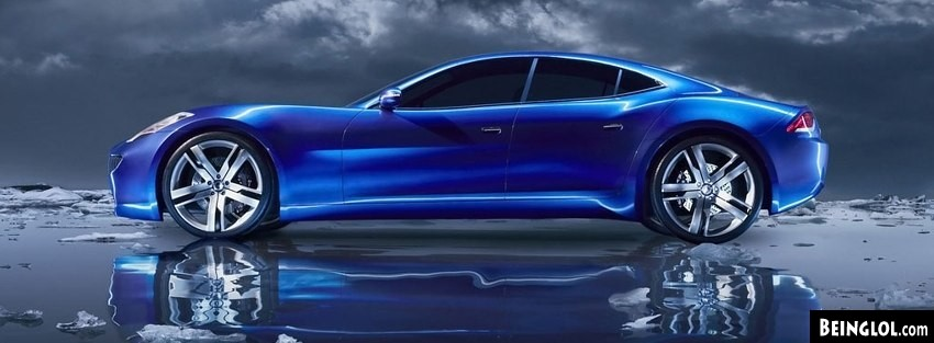 Fisker Karma Facebook Cover