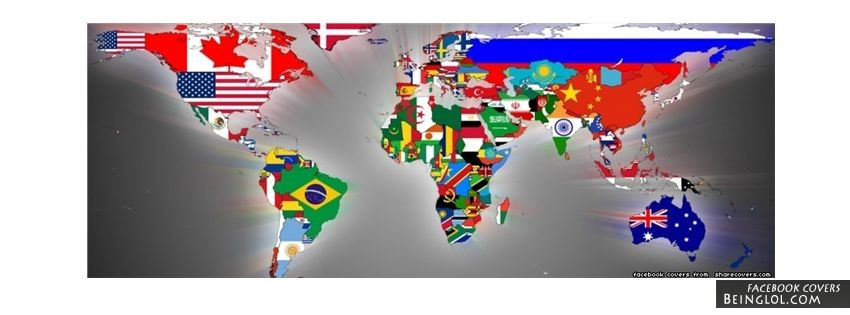 Flags Of The World Facebook Cover
