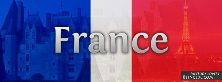 France Flag Facebook Cover