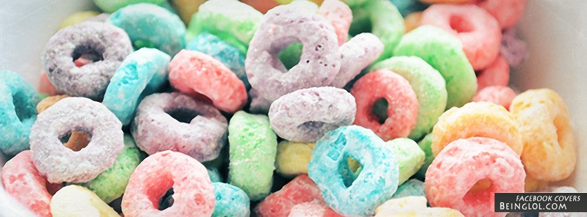 Fruit Loops Facebook Cover