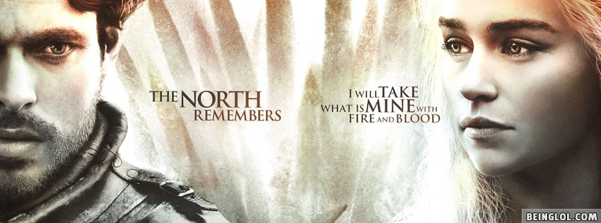Game Of Thrones 2013 Facebook Cover