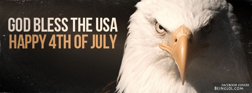 God Bless The USA Facebook Cover