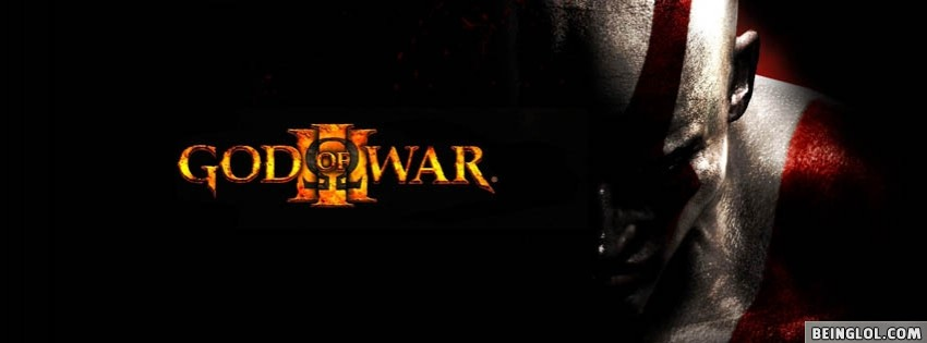 God Of War 3 Facebook Cover