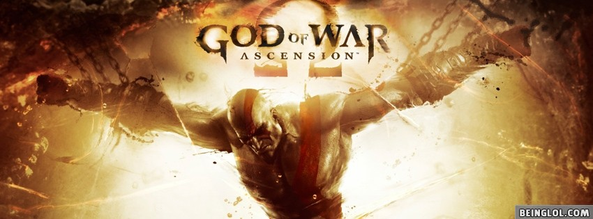 God Of War 4 Ascension Facebook Cover