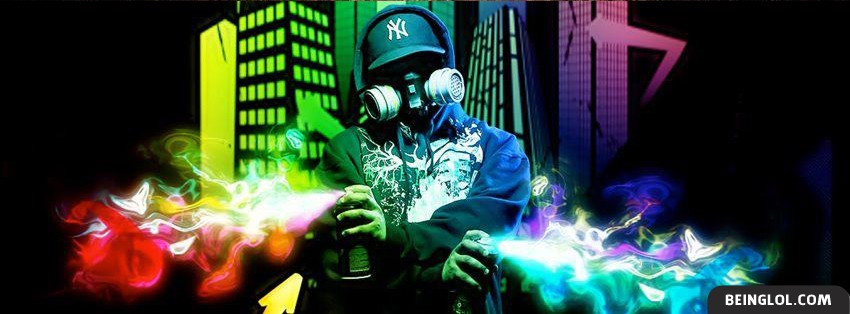 Graffiti Master Facebook Cover