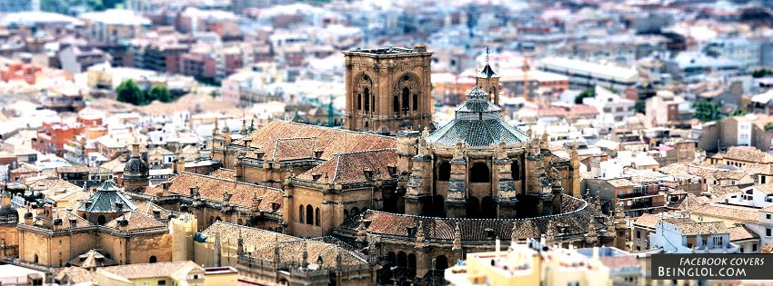 Granada Spain Cathedral Facebook Cover