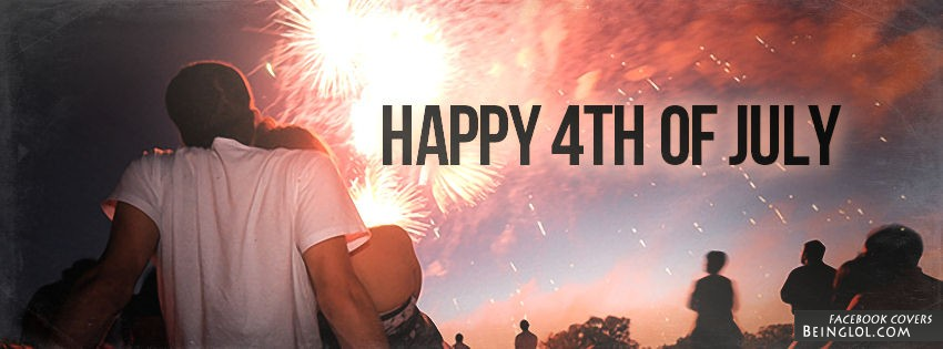 Happy 4th Of July..! Facebook Cover