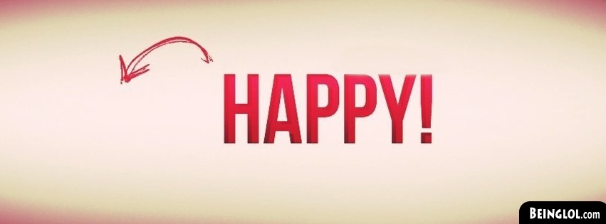 Happy Facebook Cover
