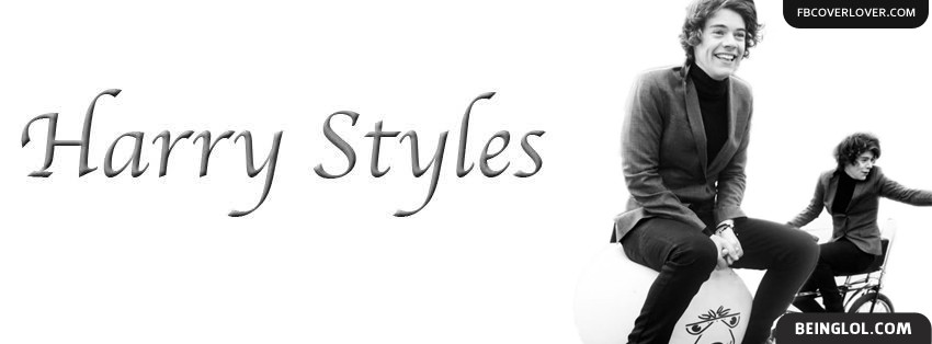 Harry Styles 2 Facebook Cover
