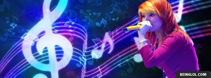 Hayley Williams 2 Facebook Cover