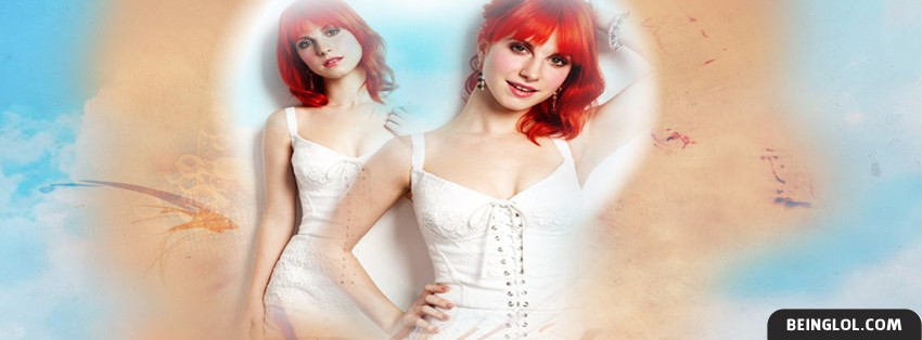 Hayley Williams Facebook Cover