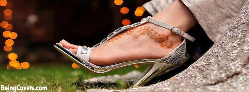 High Heels Shoes Facebook Cover