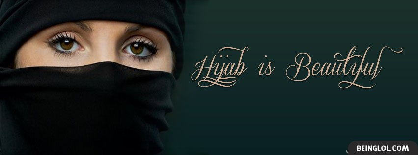 Hijab Is Beautiful Facebook Cover