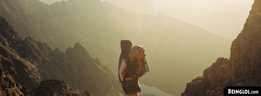 Hiking Facebook Cover
