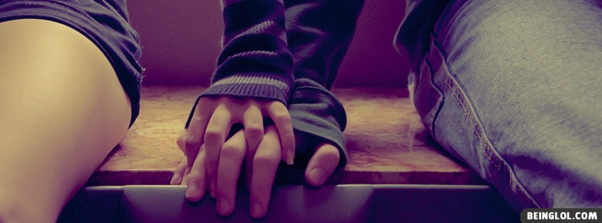 Holding Hands Facebook Cover