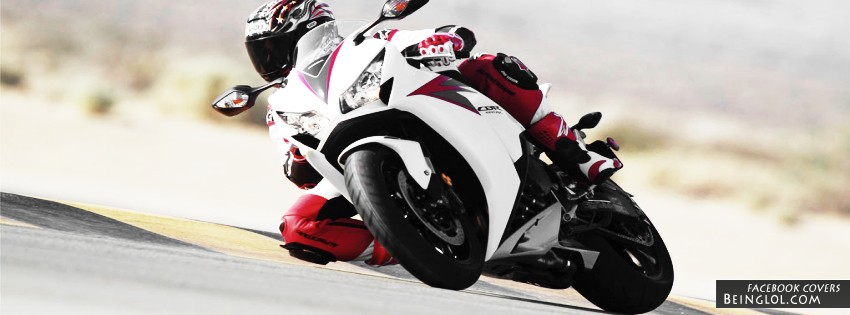 Honda CBR1000RR Facebook Cover