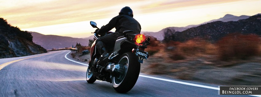 Honda VFR1200F Facebook Cover