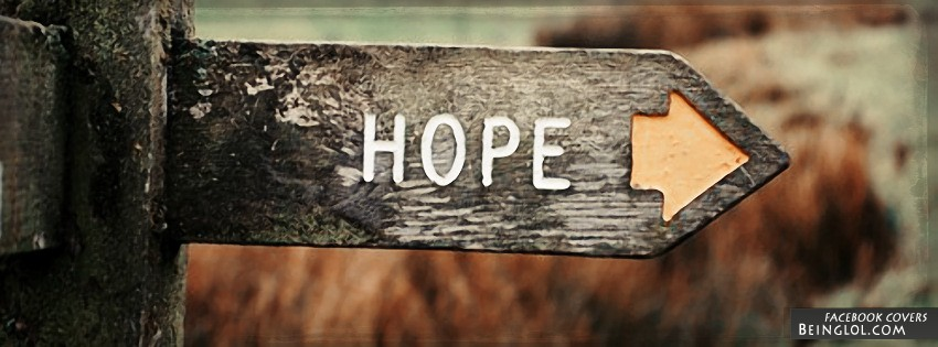Hope Direction Facebook Cover