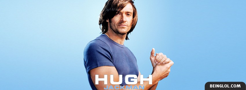 Hugh Jackman Facebook Cover