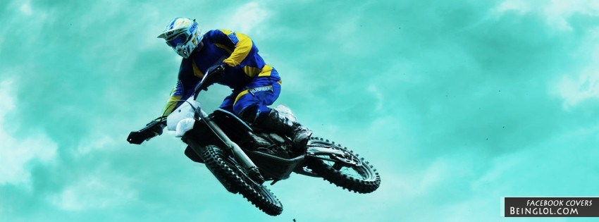 Husaberg FX450 Facebook Cover