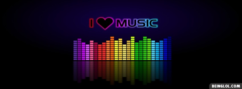 I Love Music Cover