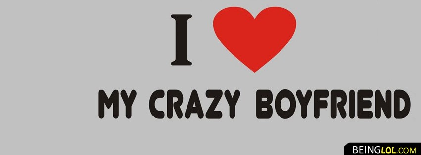 i love my crazy boy friend Cover