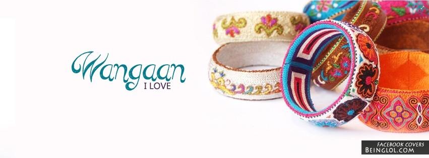 I love Wangaan Cover