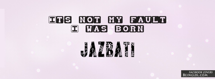 I was born JAZBATI Cover