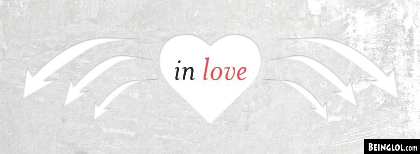 In Love Facebook Cover