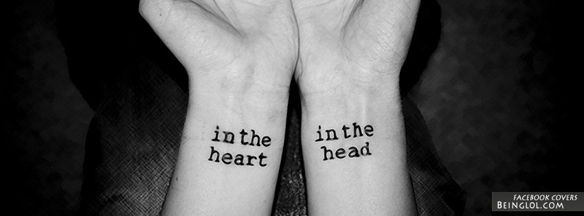 In The Heart Facebook Cover