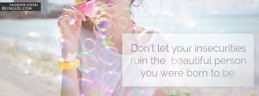 Insecurities Facebook Cover